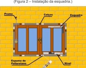 Esquadrias de madeira - Instalação - Venda - Fábrica - Portas e Janelas