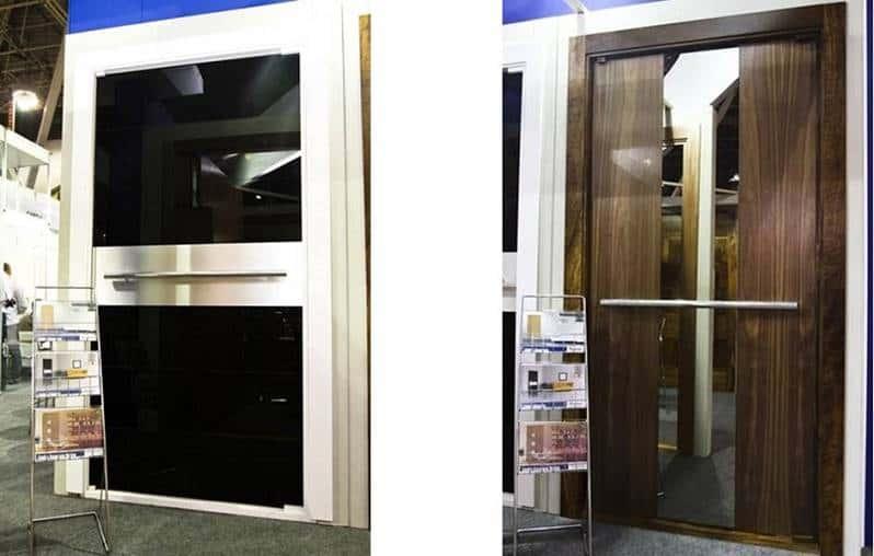 Modelos de Portas de Entrada - Alto Padrão - de Luxo - Madeira - Vidro - Alumínio