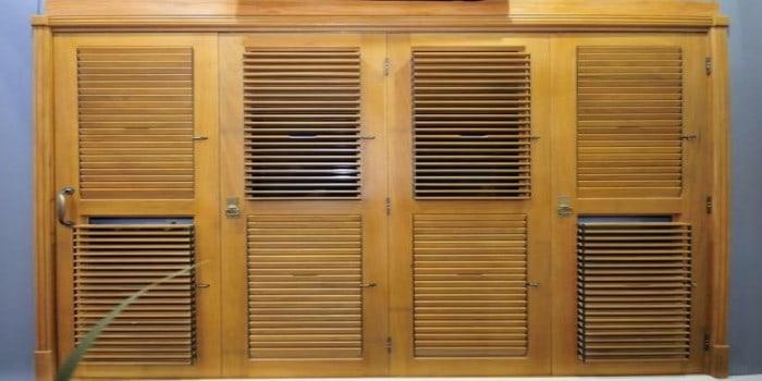 Esquadrias de Madeira de Alto Padrão - Portas de Madeira - Design - Janelas