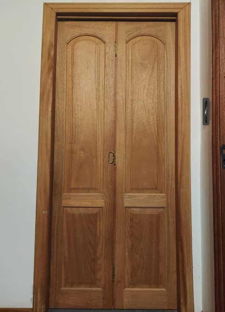 Porta Camarão - Articulada - Madeira - Banheiro