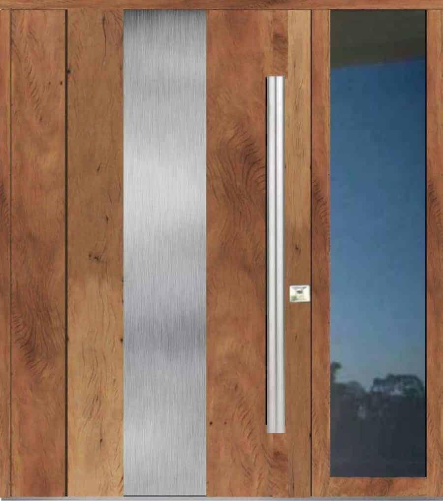 Porta de Demolição - Porta de Madeira de Demolição